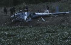 VIDEO: Drugsbende Rio de Janeiro schiet politiehelikopter uit de lucht [Crime Nieuws]