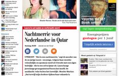 Nederlandse Laura mogelijk op werk vakantie in Qatar [Vlinders Crime]