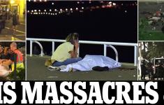 84 doden door terroristische aanslag [Vlinders Crime]