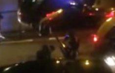 Man in Amsterdam op straat neergeschoten [Crimesite]
