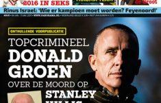 De laatste dag van de Ouwe: Donald Groen praat voor het eerst over de moord op Stanley Hillis [Panorama]