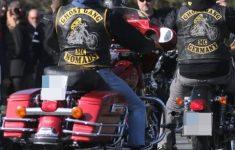 Motorclubs nemen afscheid vermoorde jongetje [Crimesite]
