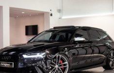 Politieauto kansloos tegen Audi RS6 [PrimeCrime]