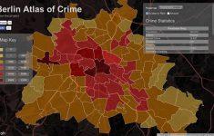 Berlijn is de misdaadhoofdstad van Duitsland [Panorama]