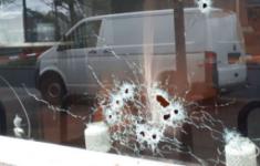 Beschoten coffeeshop blijft dicht [Crimesite]