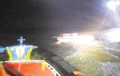 Reconstructie: vissersboot met 1075 kilo coke spoelt aan op strand [Panorama]