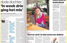 Fleur dood na 'horror-kliniek': koren op de molen van de pillenmaffia [Misdaadjournalist]