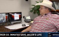 Gevangene ontsnappen om bewaker te redden [Vlinders Crime]