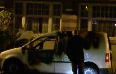 Vluchtauto liquidatiepoging Amsterdam gevonden [Crimesite]