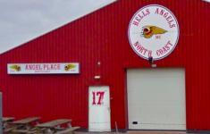 Inval in clubhuis Hells Angels Harlingen (UPDATE) [Crimesite]
