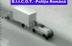 Agent getuige roof uit rijdende vrachtwagen [Crimesite]
