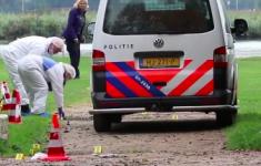 Politie zoekt in moordzaak Krabbeplas [Crimesite]
