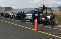 Negen lichamen in vrachtwagen in Mexico [Crimesite]
