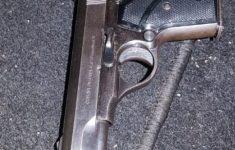 Verkeerscontrole: vuurwapens en kogelwerend vest [Crimesite]