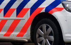 Mercedes AMG op de vlucht voor politie [Crimesite]