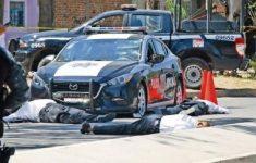 Verkeersagenten in Mexico geliquideerd [Crimesite]