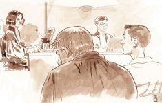 Bij de politierechter: 'Daar heb je onze bruine vriend weer' [Panorama]