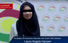 Jihad-bruid Laura H. ging naar Syrië voor geluk [Panorama]