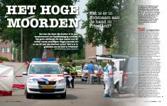 Recordaantal moorden in Friesland: wat is er aan de hand? [Panorama]