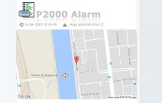 Politie treft dode man aan op de Wagenaarkade in Utrecht [Panorama]