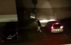 Verdachten schietpartij per abuis in 1 cel (VIDEO) [Crimesite]