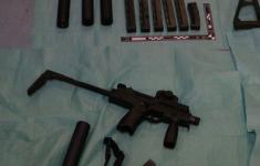 7 jaar cel voor wapens en drugs [Crimesite]