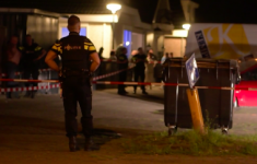 Schietpartij woonwagenkamp Eindhoven (VIDEO) [Crimesite]